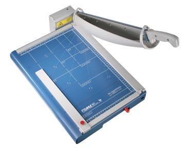 Dahle hefboomsnijmachine 867 voor ft A3, capaciteit: 35 vel