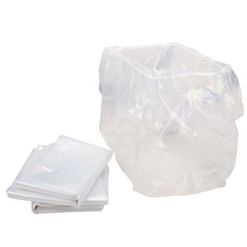 HSM opvangzakken voor papiervernietiger Securio B24 en AF150, pak van 100 zakken