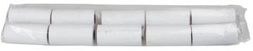 Thermorol BPA-vrij, ft 57 mm, diameter +- 30 mm, asgat 12 mm, lengte 8 meter
