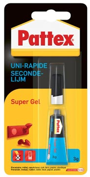 Pattex secondelijm Supergel