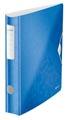 Leitz WOW ordner Active rug van 6,5 cm, blauw